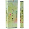 Hem White Musk Incense (Hex)